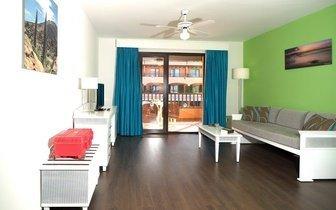 1-Zimmer-Wohnung-Lounge
