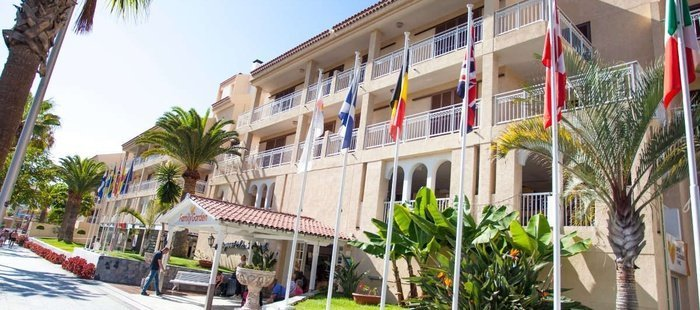 Foto Hotel Coral Compostela Beach Hotel