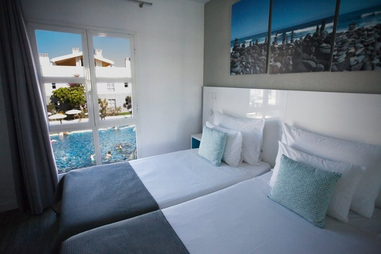 Appartment a1, mit poolblick coral compostela beach golf hotel playa de las américas