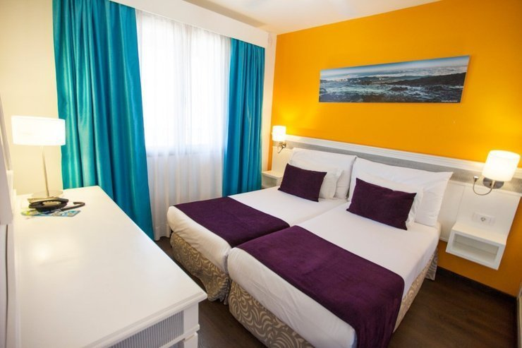 Coral grand suite appartment  1 zimmmer mit poolblick  2 erwachsene coral los alisios hotel los cristianos