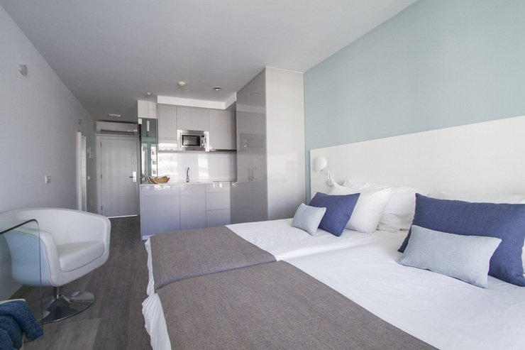 Junior suite mit poolblick coral ocean view  costa adeje