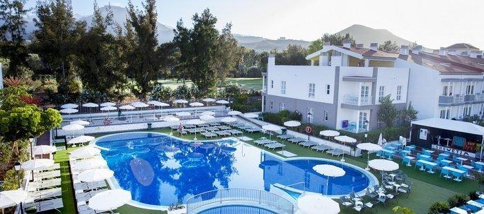 Foto Hotel Hotel Coral Compostela Beach Golf